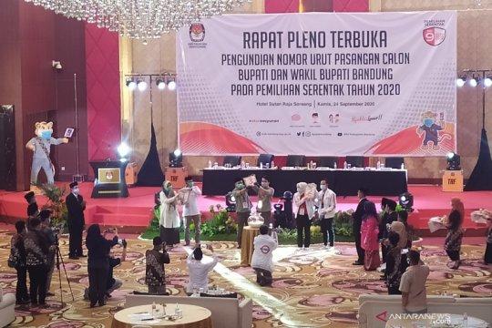 KPU tetapkan 2.356.412 pemilih dalam DPT Pilbup Bandung 2020