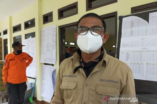 Pemkab Garut segera rehabilitasi lahan pertanian rusak akibat banjir