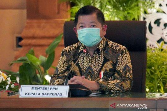 Menteri PPN apresiasi Pemda DIY soal tracing kasus COVID-19