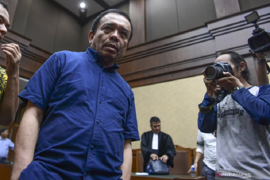 Mantan Gubernur Aceh Irwandi Yusuf ajukan PK