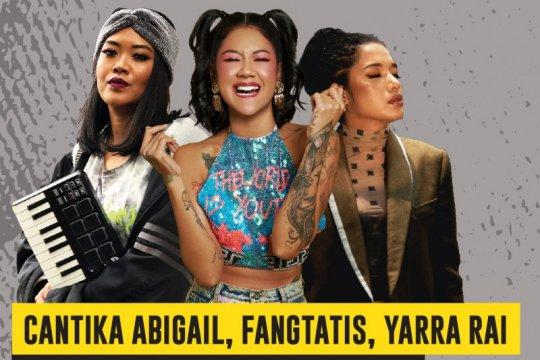 "Cantika Abigail, Yarra Rai siap ramaikan ""Melomaniac 7th Episode"""