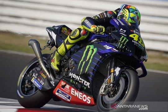 Yamaha tak akan masukkan pengganti untuk Rossi di Grand Prix Teruel