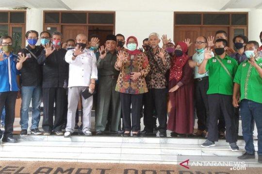 Bela buruh, Bupati Bogor resmi bersurat ke Presiden Jokowi