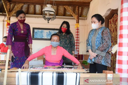 Puan Maharani minta pemerintah percepat salurkan bantuan bagi UMKM