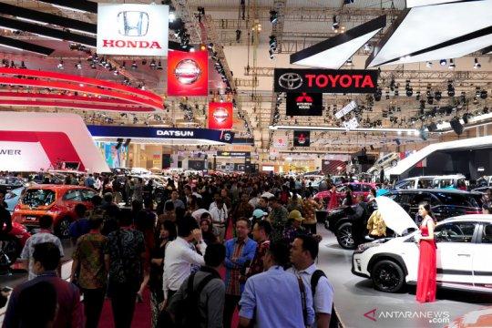 Gaikindo tunda pameran otomotif Jakarta Auto Week
