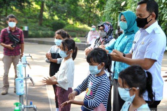 Hari Cuci Tangan Pakai Sabun di Bogor