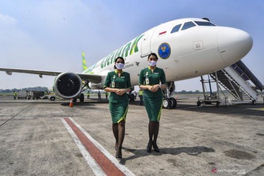 Citilink raih tiga penghargaan BUMN Branding and Marketing Award 2020