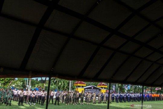 1.476 warga abai protokol kesehatan dijaring Satgas COVID-19 Pekanbaru