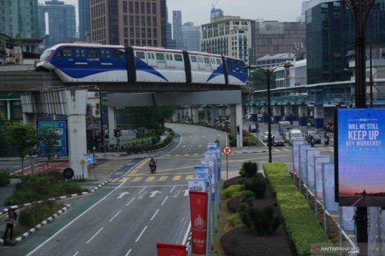 Malaysia berlakukan PKP enam daerah di Selangor
