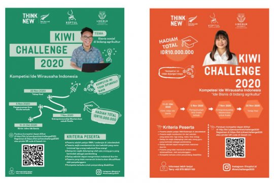 Kopi Tuli gelar kompetisi ide usaha untuk pelajar SMA