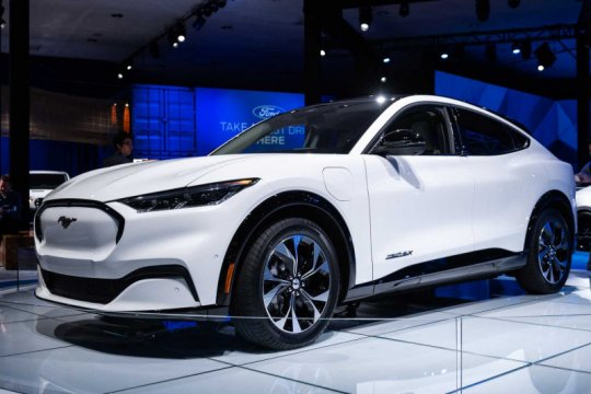 Hanya 700 unit, Ford Mustang Mach 1 siap meluncur pada 2021