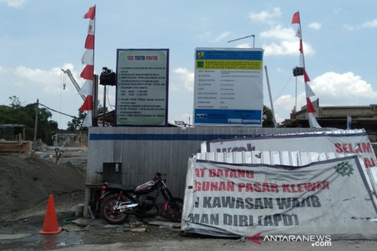 526 pedagang segera boyongan ke Pasar Klewer Solo