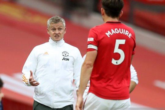 Solskjaer yakin Harry Maguire bangkit dari keterpurukan