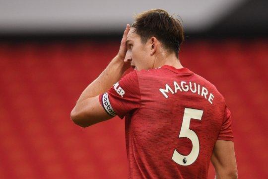 Ada apa dengan Harry Maguire