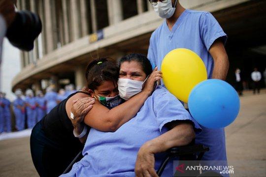 Brazil pelajari 58 kasus infeksi berulang COVID-19