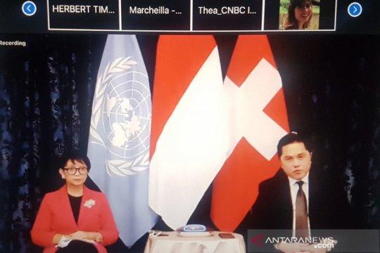 Indonesia akan terima bantuan pengadaan vaksin secara multilateral
