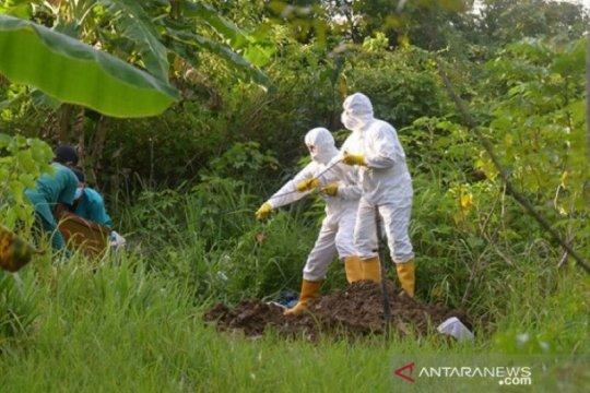 Bertambah enam warga Aceh terinfeksi COVID-19 meninggal dunia
