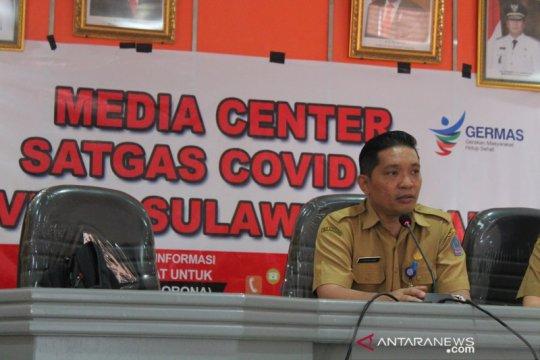 Ada 62 kasus baru, positif COVID-19 di Sulut melonjak 4.930 orang
