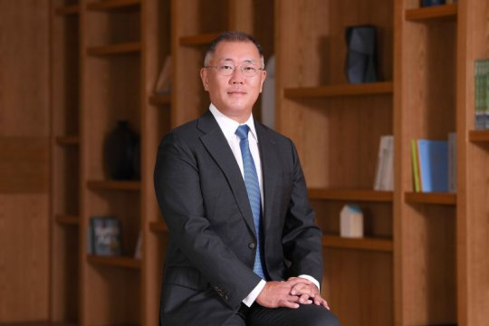 Euisun Chung jadi Chairman Hyundai Motor Group