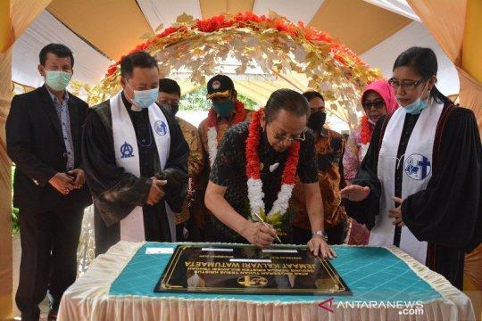 Gubernur Sulteng ajak jemaat gereja cegah sebaran COVID-19