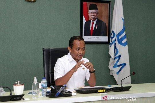 Bahlil soroti semakin meratanya sebaran investasi Jawa-luar Jawa
