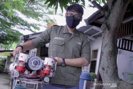 Mahasiswa PCR Riau ciptakan robot bawah air