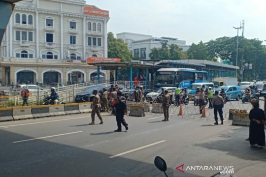 TransJakarta modifikasi 6 rute layanan imbas aksi di Istana Merdeka