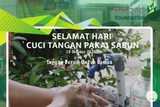Masyarakat ditantang buat video singkat cara cuci tangan