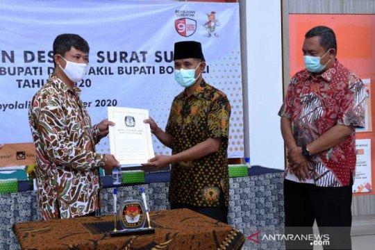 KPU tetapkan desain surat suara Pilkada Boyolali 2020
