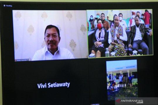 Menkes resmikan laboratorium biomolekuler Undana Kupang