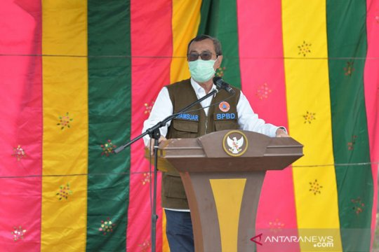 Riau terapkan tiga strategi pengendalian Karhutla di masa pandemi