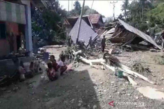 Banjir bandang landa dua wilayah di Donggala, tidak ada korban jiwa