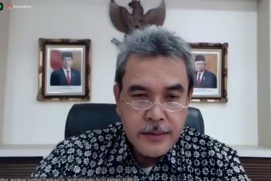 PUPR siapkan infrastruktur SDA hadapi musim hujan 2020-2021
