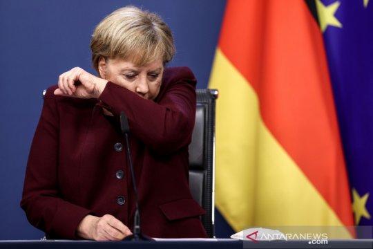 Merkel sebut masa kepemimpinannya selama pandemi paling sulit