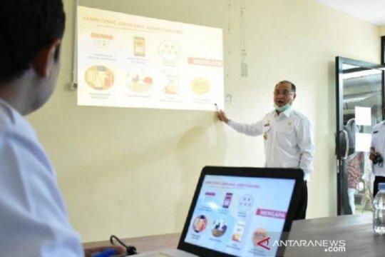 Babel bagikan 5.000 kemasan produk untuk IKM terdampak COVID-19