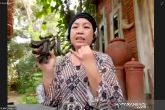 Usaha petani perempuan lestarikan pangan lokal di Desa Banjararum
