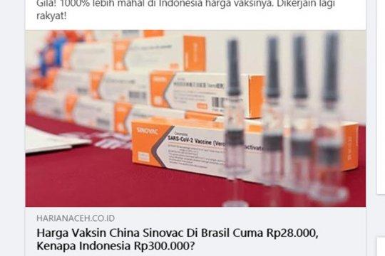 Kasus COVID-19 di Brazil mencapai 5,4 juta
