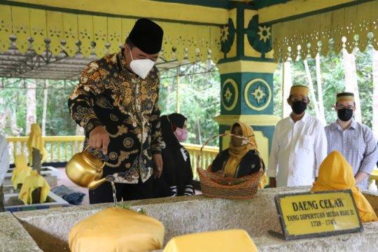 Makam raja-raja Melayu berpotensi jadi destinasi wisata religi dunia