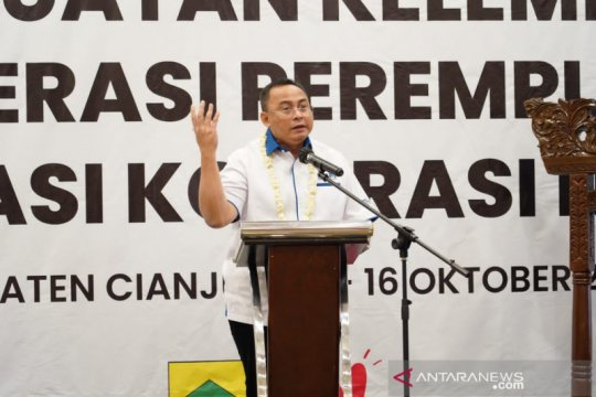 "Koperasi Paguyuban Pasundan Jabar didorong jadi ""rumah besar"" UMKM"