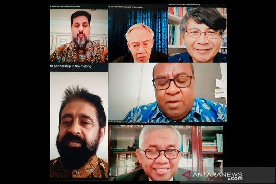 Peringati 25 tahun hubungan dengan Afsel, Indonesia luncurkan buku
