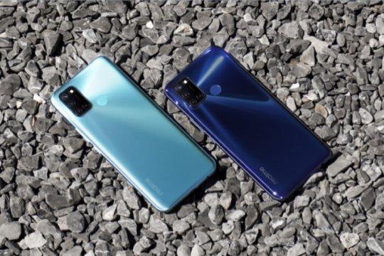 Komparasi Realme C17 dengan ponsel lain berperforma sebanding