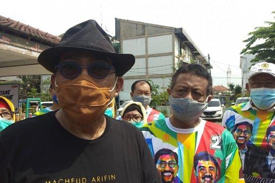 Machfud-Mujiaman bakal bangun rusun ramah lansia dan anak di Surabaya