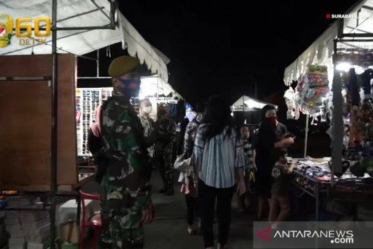 Pulihkan ekonomi, Pangdam V/Brawijaya buka kembali pasar malam