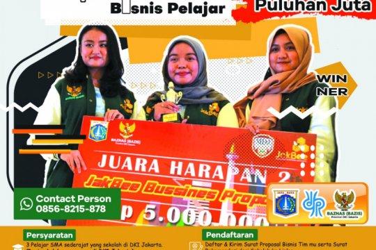 14 proposal Jakbee dari Jakarta Utara dan Kepulauan Seribu lolos