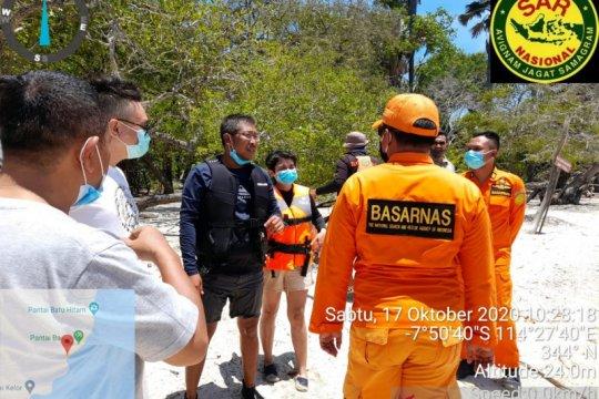 Dua wisatawan yang hilang di Banyuwangi ditemukan selamat