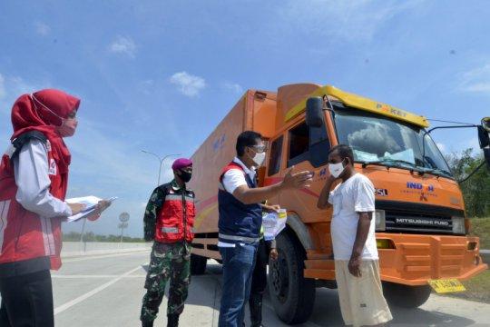 Kemenhub gaungkan RI bebas truk ODOL pada 2023