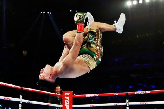 Lopez pertahankan gelar juara dunia versus Kambosos pada 4 Oktober