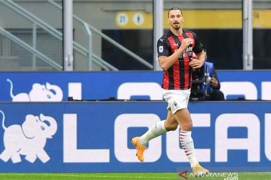 Milan menangi Derby della Madonina untuk puncaki klasemen