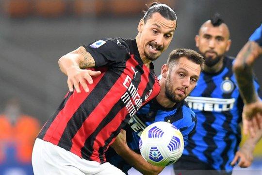 Klasemen Liga Italia: AC Milan sendirian di posisi puncak