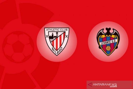 Bilbao tundukkan Levante demi tinggalkan zona degradasi